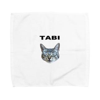 tabi sleep Towel handkerchiefs