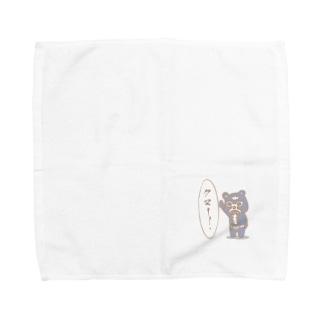 ショックマー隊員A Towel handkerchiefs