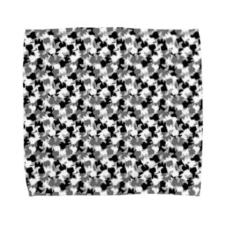 SCP-040-JP ねこですよろしくおねがいします Towel Handkerchief
