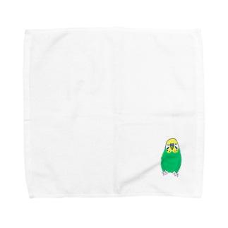 きーちゃん 単体 Towel handkerchiefs
