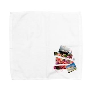 """"""" Ohana """" by 'alohi Towel handkerchiefs"""