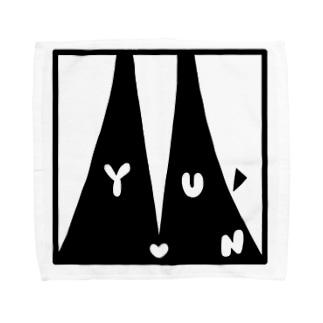 兎stamp@タオル&バンダナ Towel handkerchiefs
