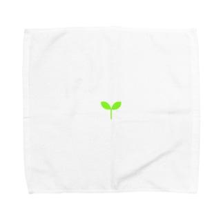 こどもの芽 Towel Handkerchief