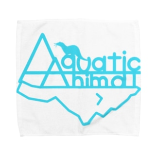 Aquatic Animal Towel handkerchiefs