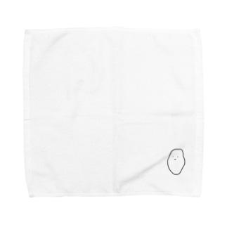 おこめくん Towel handkerchiefs