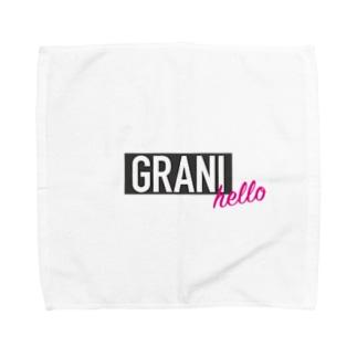 グラニ 北欧神話 Towel handkerchiefs
