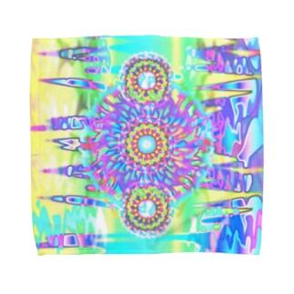 1/2 Awaken  Towel handkerchiefs