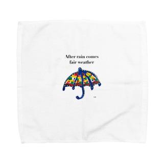umbrella  Towel handkerchiefs