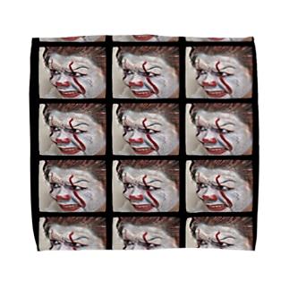 ITに扮したRUGOSN Towel handkerchiefs