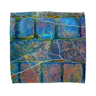 レンガII Towel handkerchiefs