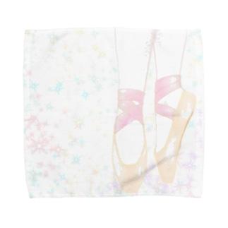 未来のプリマドンナ Towel handkerchiefs