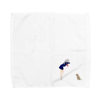 セーラー服ちゃん君 Towel handkerchiefs