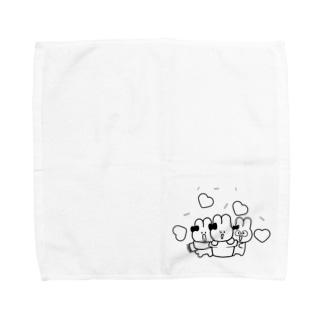 なりすまぴょぺ Towel handkerchiefs