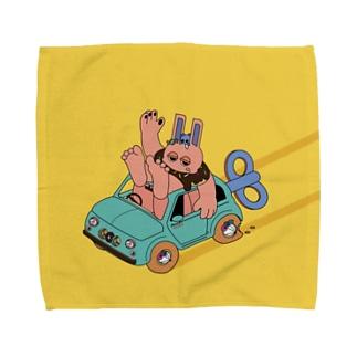 ボンボヤ! Towel handkerchiefs