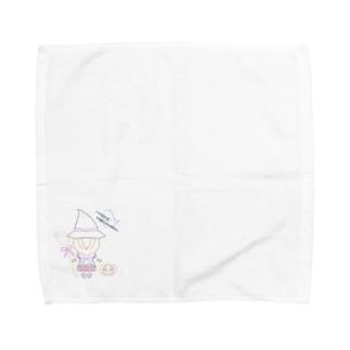 【ハロウィン限定】雛衣(しゅい) まじょっこ Towel handkerchiefs