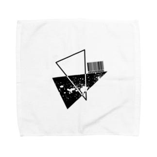 ちせ。ろご ブランケット&タオルハンカチ Towel handkerchiefs