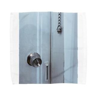 出口 Towel handkerchiefs