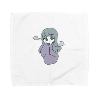 もやもや Towel handkerchiefs