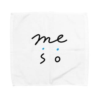 mesomeso Towel handkerchiefs