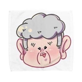 ハルエさん2 Towel handkerchiefs