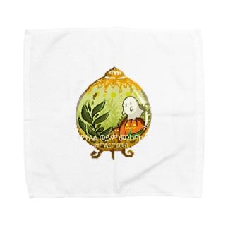 瓶のお化け Towel handkerchiefs
