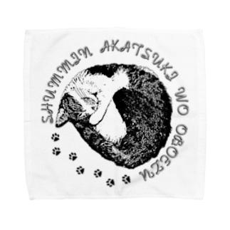 CAT_22_1_BL Towel handkerchiefs
