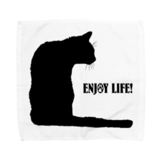 CAT_23_1_BL Towel handkerchiefs