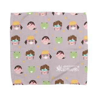 東京夜間飛行:たまび琴子ガーベラ Towel handkerchiefs