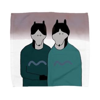 shiberian's 2020 Towel handkerchiefs