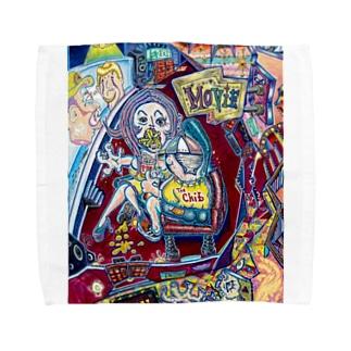 シネマ・インシデント🖼 Towel handkerchiefs