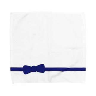リボンをかけて Towel handkerchiefs