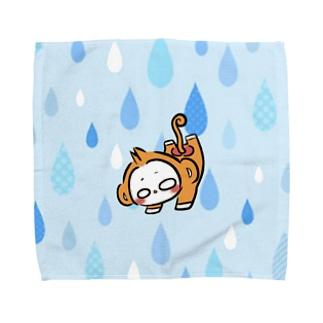 おちゃるのもんちゃん Towel handkerchiefs