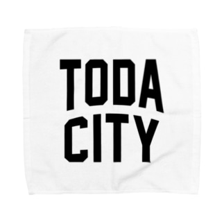 戸田市 TODA CITY Towel handkerchiefs