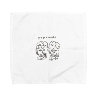 ポップコンビ Towel handkerchiefs