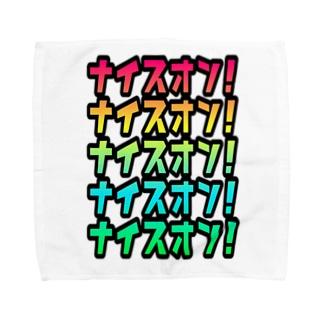 ゴルフあるある Towel handkerchiefs