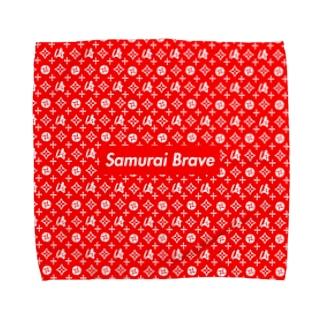 SAMURAI 「阿修羅」 Towel handkerchiefs