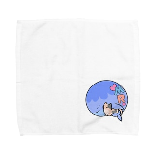 M♡R Towel handkerchiefs