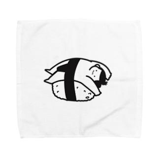 すしずもう Towel handkerchiefs