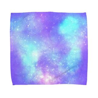ギャラクシー宇宙 Towel handkerchiefs