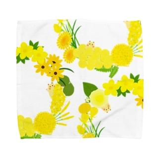 ゴールデン×ゴールデン2019/輪 Towel handkerchiefs