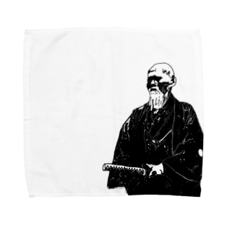 THE AIKIDO Towel handkerchiefs