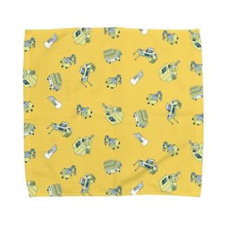 マシーン① Towel handkerchiefs