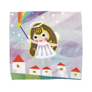きらきら天使ちゃん Towel handkerchiefs