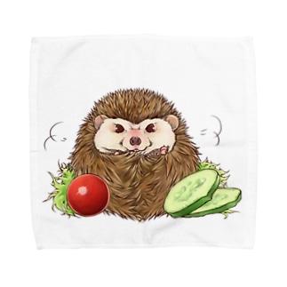 コロッケ(パン粉粗め) Towel handkerchiefs