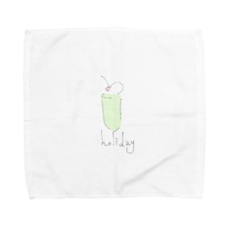 holiday Towel handkerchiefs