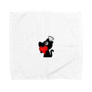 MASAHARUほっこりペイント~トランプ君シリーズNo.1 Towel handkerchiefs
