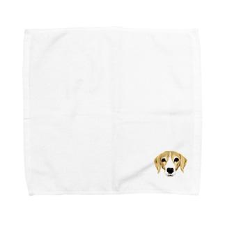 はなこさん Towel handkerchiefs