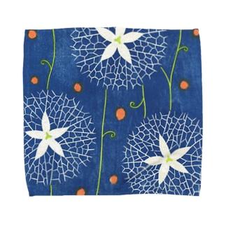 からすうり Towel Handkerchief