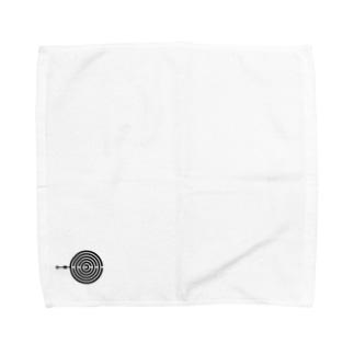怒りの御灯明 Towel handkerchiefs
