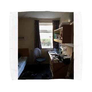イギリスの部屋 Towel handkerchiefs
